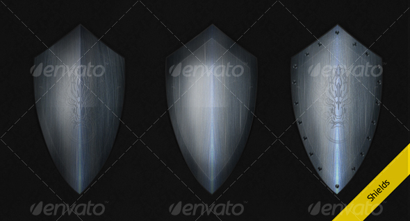 GraphicRiver Shield 86408