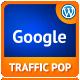 Google Traffic Pop for WordPress - CodeCanyon Item for Sale