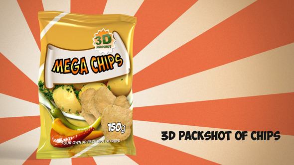 3D Chips Packaging