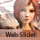 Metallic Web Slider - GraphicRiver Item for Sale
