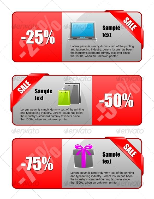 GraphicRiver Sale banner 87376
