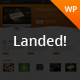 Landed - A Sharp WordPress Theme - ThemeForest Item for Sale