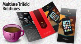 Multiuse Trifold Brochures