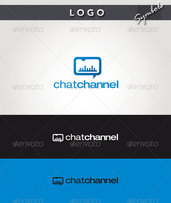 Chat Channel Logo