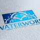 Water Works Logo - GraphicRiver Item for Sale