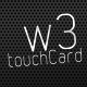 W3 Touch Card - GraphicRiver Item for Sale
