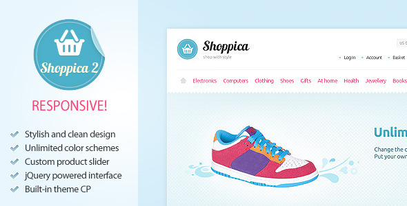 ThemeForest Shoppica Premium OpenCart Theme 235470