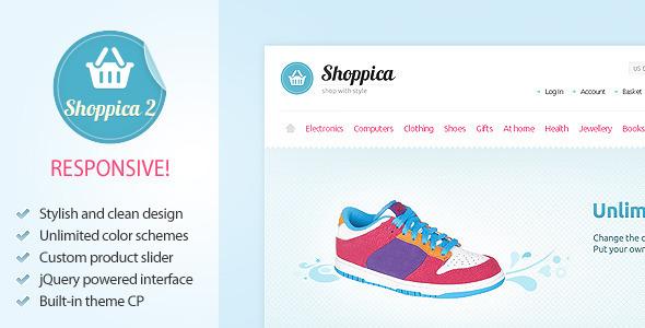Shoppica – Premium OpenCart Theme - OpenCart eCommerce