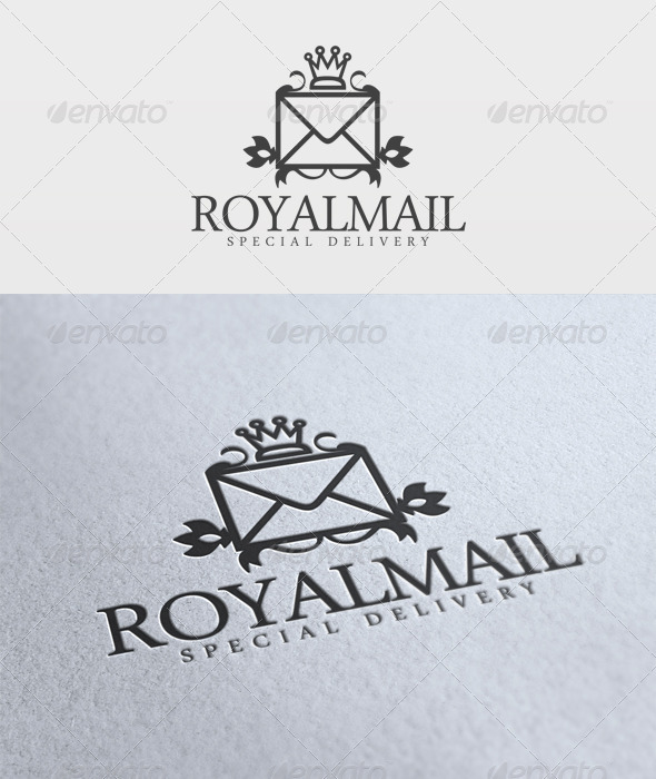 Royal Mail Logo - Objects Logo Templates
