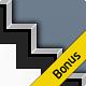 Hand & Arrow icons - GraphicRiver Item for Sale