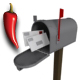 Animated Mailbox Contact Button - ActiveDen Item for Sale