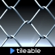 Chain link fence metal style texture tileable  - GraphicRiver Item for Sale