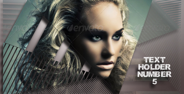 After Effects Project - VideoHive Vogue Displayer 2370653