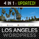 Los Angeles - A Premium WordPress Theme