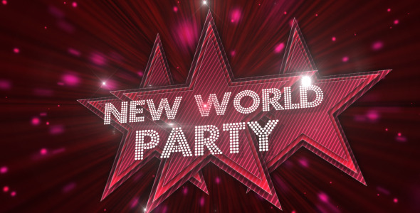 VideoHive New World Party 2371970