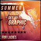 Party Summer - GraphicRiver Item for Sale