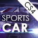 Sports car - VideoHive Item for Sale
