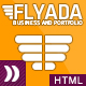 FLYADA – Business and Portfolio HTML Template