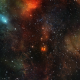 Space Flight Nebula  - VideoHive Item for Sale