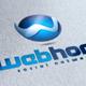 Web Horn Logo - GraphicRiver Item for Sale