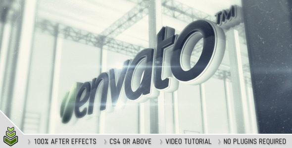 After Effects Project - VideoHive Floating Logo 2376281