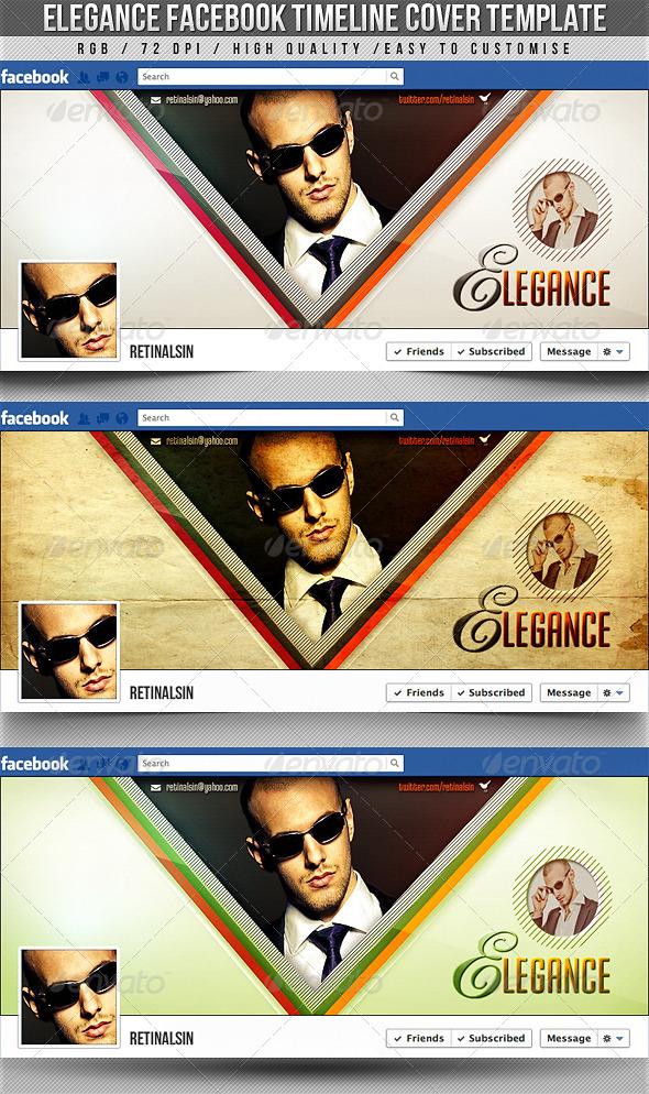 Elegance Facebook Timeline Cover - Facebook Timeline Covers Social Media