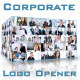 Clean Corporate Multi Video-Logo Opener - VideoHive Item for Sale