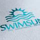 Swim Sun Logo