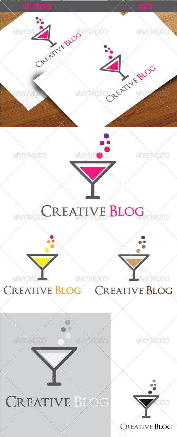 GraphicRiver Creative Blog 2370323