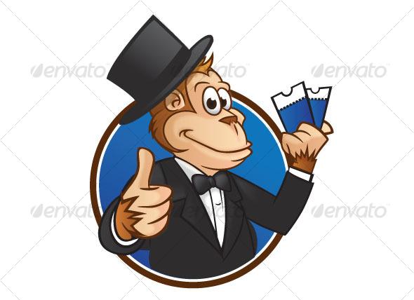 Monkey ticket