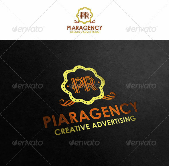 PR Agency - Crests Logo Templates