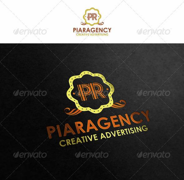 PR Agency - Crests Logo Templates