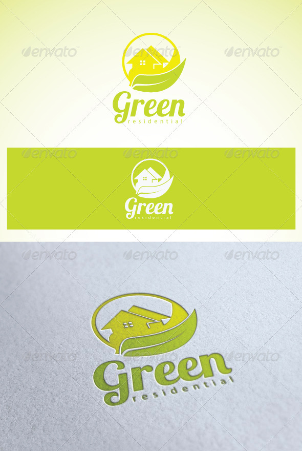 Logo Green Residential