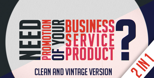 VideoHive I'am designer 2 in1 2380247