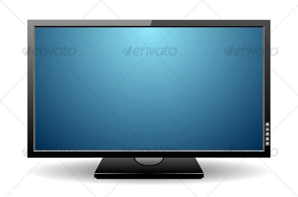 GraphicRiver LCD monitor 87870