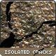 Isolated Cracks