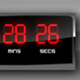 Cool Digital Countdown Timer - ActiveDen Item for Sale