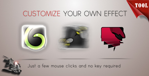 After Effects Project - VideoHive Logo Effects Tool 2382004