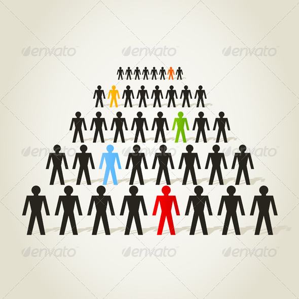 GraphicRiver Crowd of People 2382018