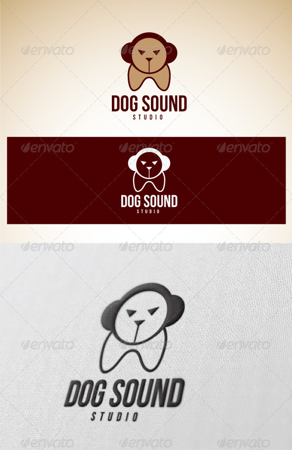 Logo Dog Sound Studio