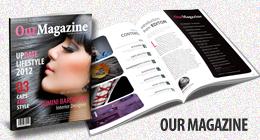 Our Magazine Design