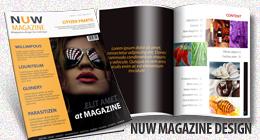 Nuw Design Magazine