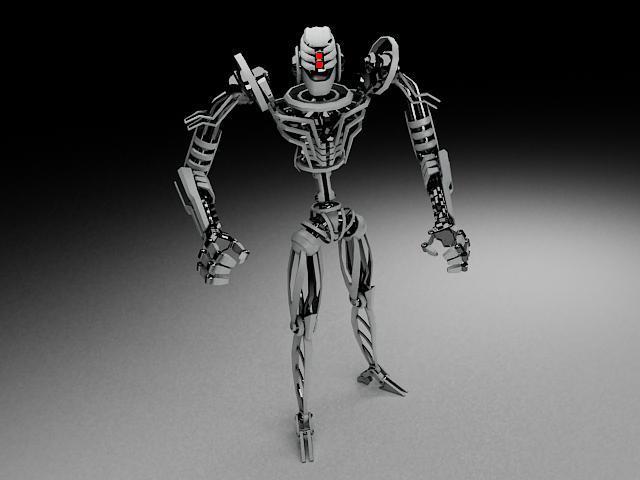Robot TKF100