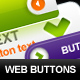 More Website buttons - GraphicRiver Item for Sale