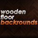 5 Wooden floor Backgrounds - GraphicRiver Item for Sale