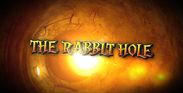 After Effects Project - VideoHive Through the Rabbit Hole Opening Titles 2387792