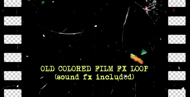 Old Colored Film FX