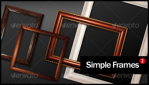 GraphicRiver Simple Frames Pack 2 88099
