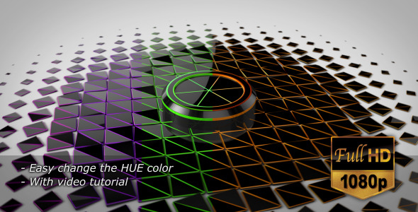 After Effects Project - VideoHive Tech Logo Reveal 2364123