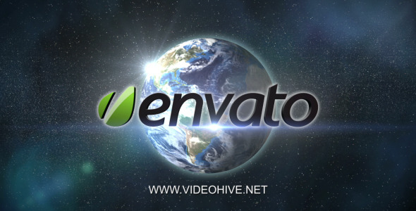 After Effects Project - VideoHive Earth Logo Reveal 2388676
